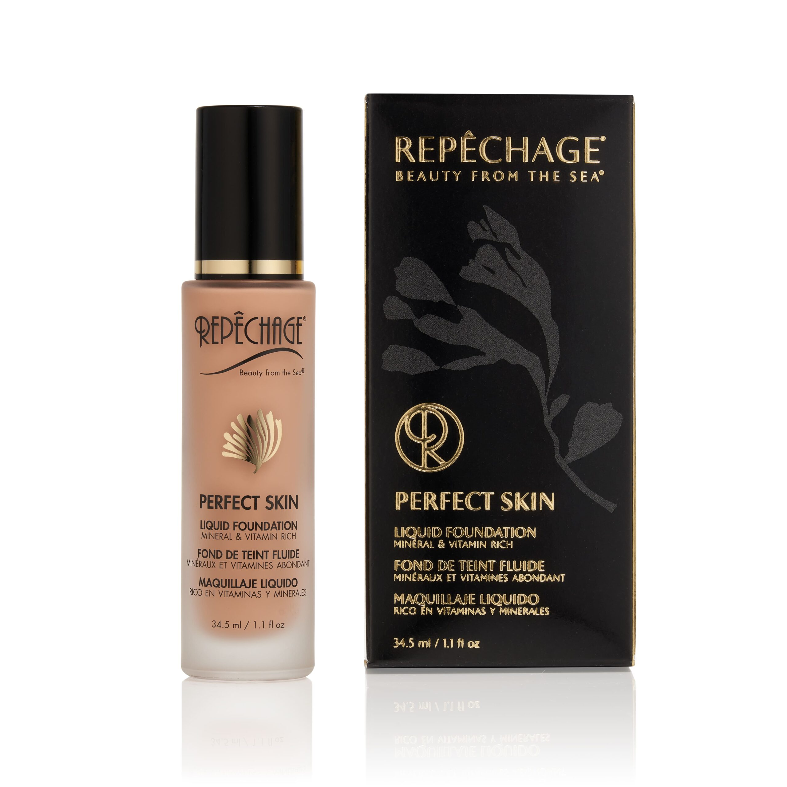 perfect skin liquid foundation 2 with box